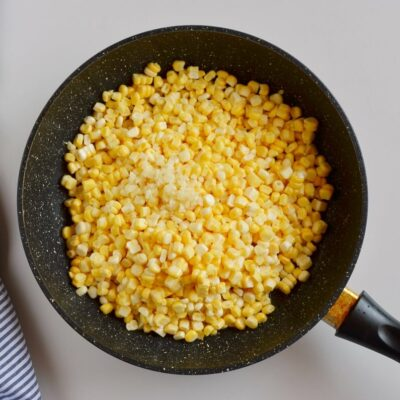 Esquites (Mexican Street Corn Cups) recipe - step 2