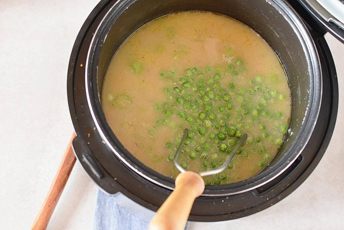 Instant Pot Chicken and Dumplings recipe - step 14