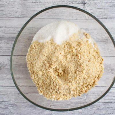 Italian Nut Cookies (Baci di Dama) recipe - step 3