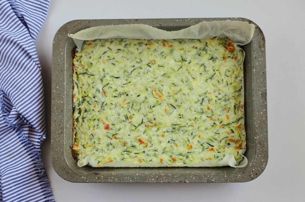 Keto Cheesy Zucchini Breadsticks recipe - step 5