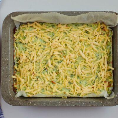 Keto Cheesy Zucchini Breadsticks recipe - step 6