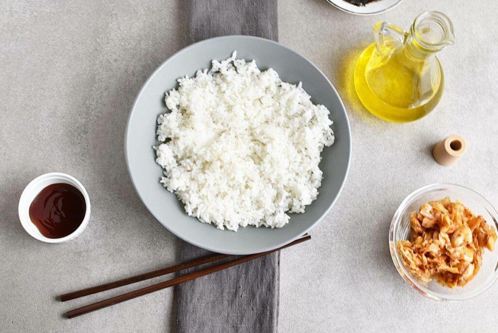 Korean Tuna Mayo Deopbap recipe - step 2