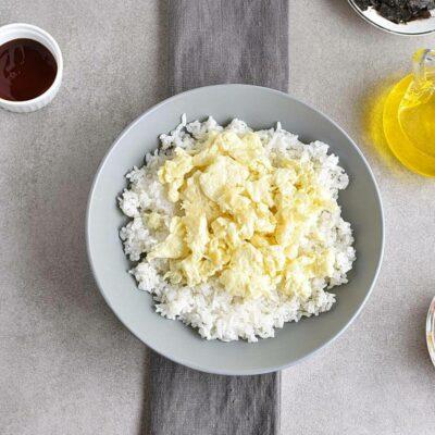 Korean Tuna Mayo Deopbap recipe - step 4