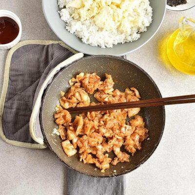 Korean Tuna Mayo Deopbap recipe - step 5