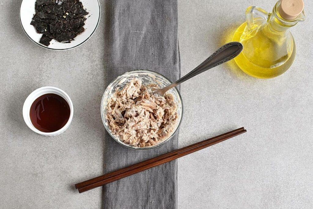 Korean Tuna Mayo Deopbap recipe - step 1