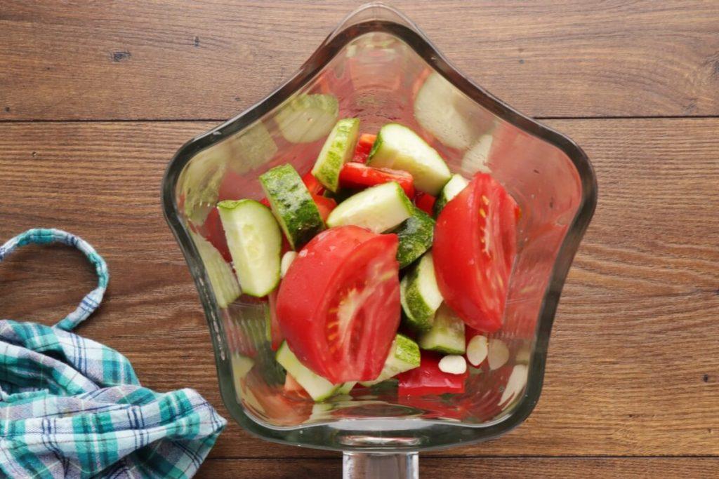 Speedy Summer Gazpacho recipe - step 1