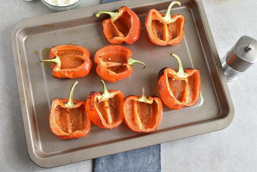 Vegetarian Stuffed Peppers recipe - step 3