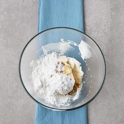 Whipped Cream Cheese Fruit Dip recipe - step 1