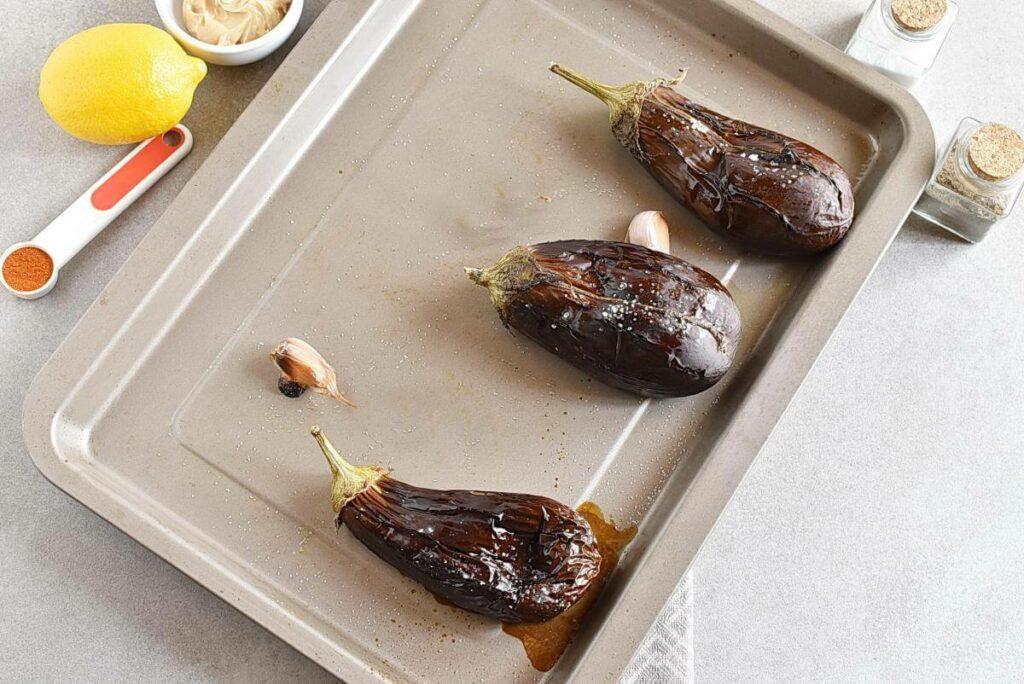 Authentic Baba Ganoush recipe - step 3