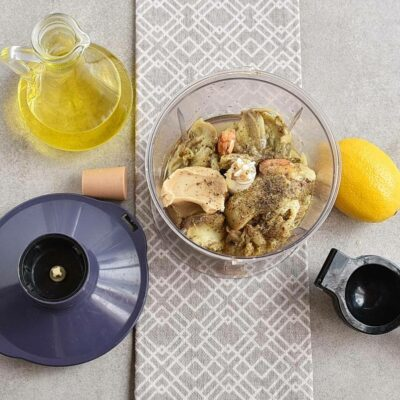 Authentic Baba Ganoush recipe - step 5