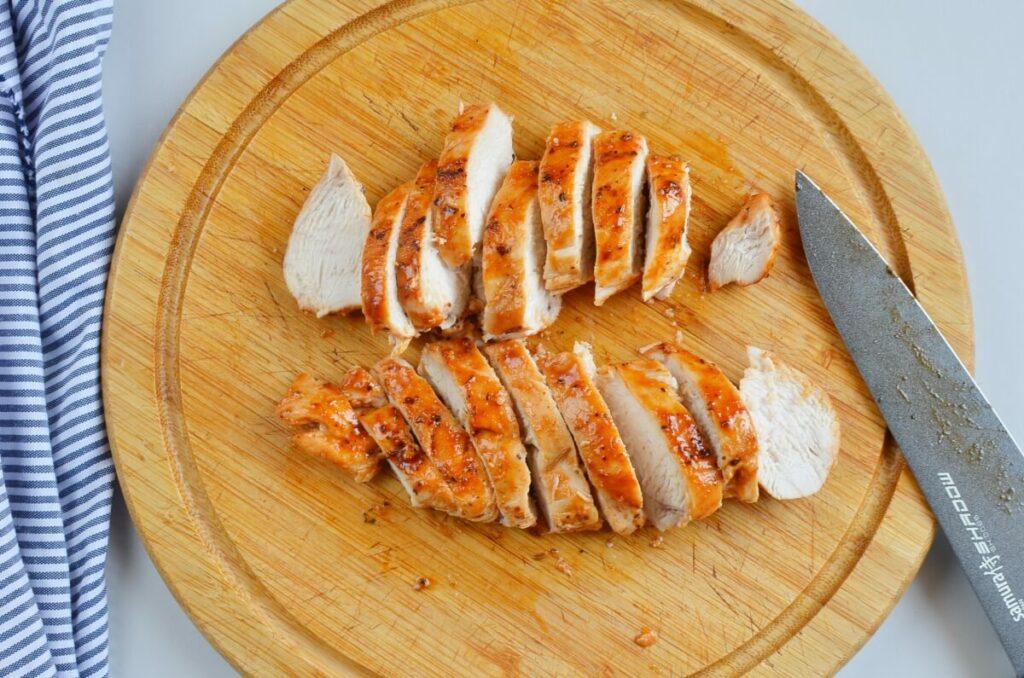 BBQ Chicken Salad recipe - step 5