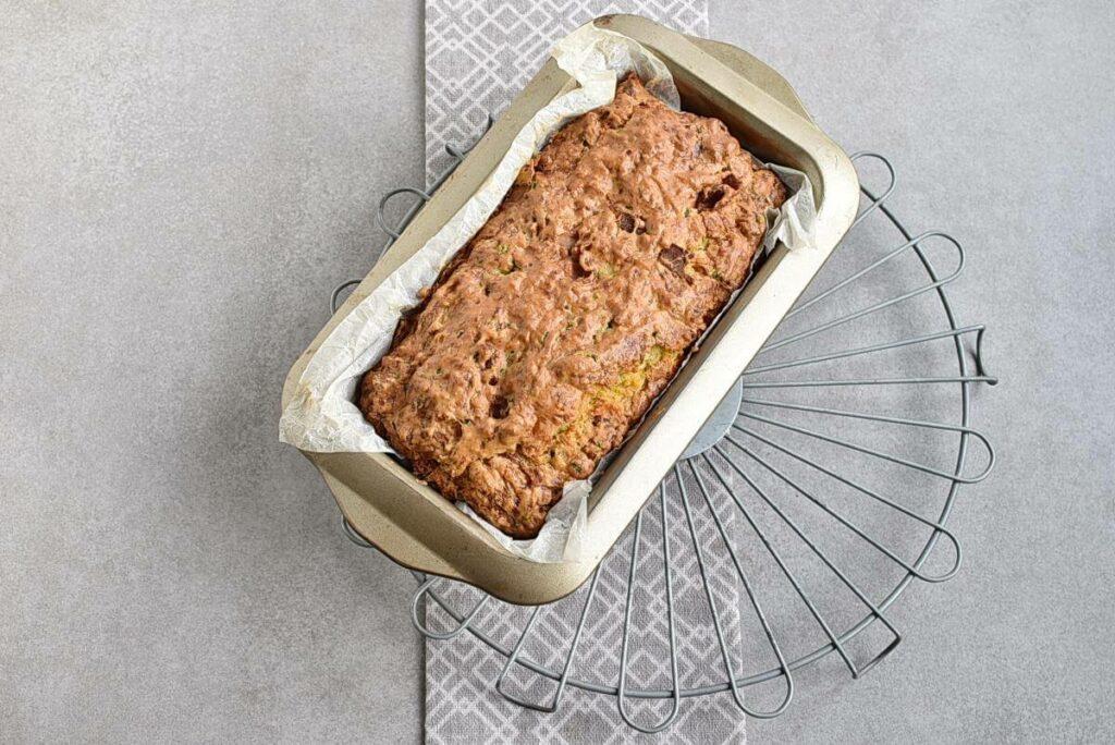 Bacon and Cheddar Zucchini Bread recipe - step 9