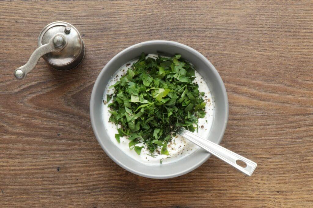 Baked Chicken Meatballs recipe - step 5