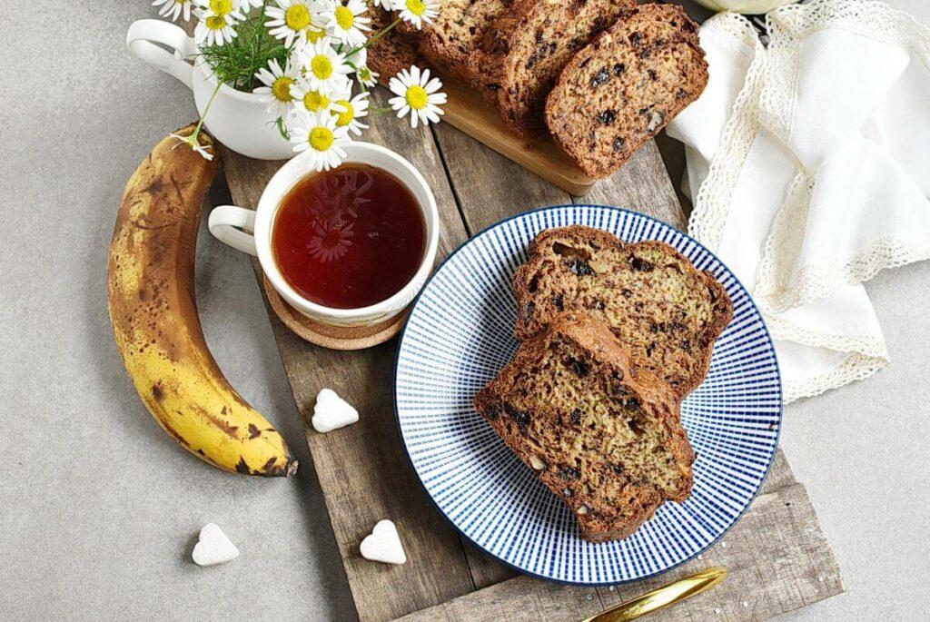 How to serve Banana Zucchini Bread