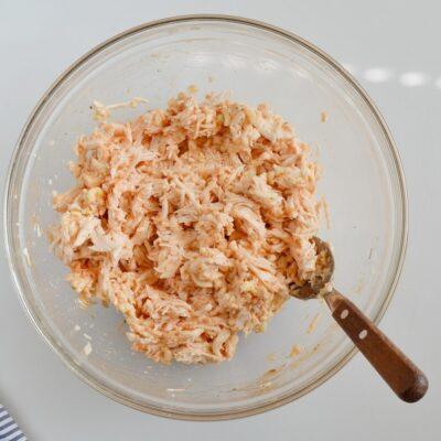 Buffalo Chicken Braid recipe - step 2