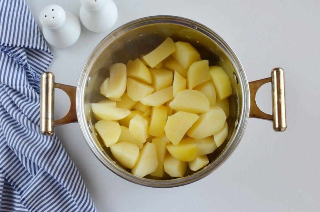 Buttery Pumpkin Mashed Potatoes recipe - step 2