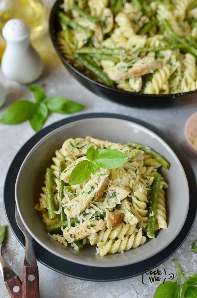 Delicious Italian chicken recipe