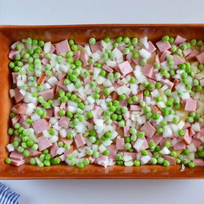 Creamy Ham and Potatoes au Gratin recipe - step 2