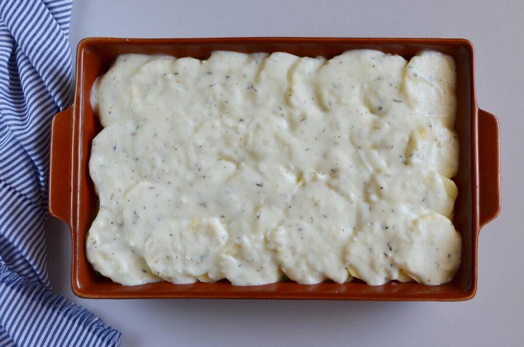 Creamy Ham and Potatoes au Gratin recipe - step 6