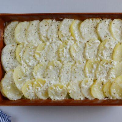 Creamy Ham and Potatoes au Gratin recipe - step 7