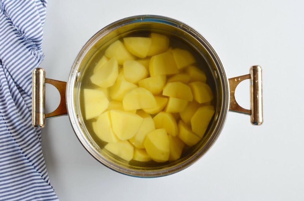 Duchess Potatoes recipe - step 1
