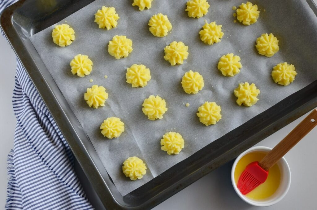 Duchess Potatoes recipe - step 8