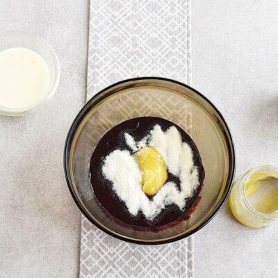 Easy No Bake Blackberry Tart recipe - step 3