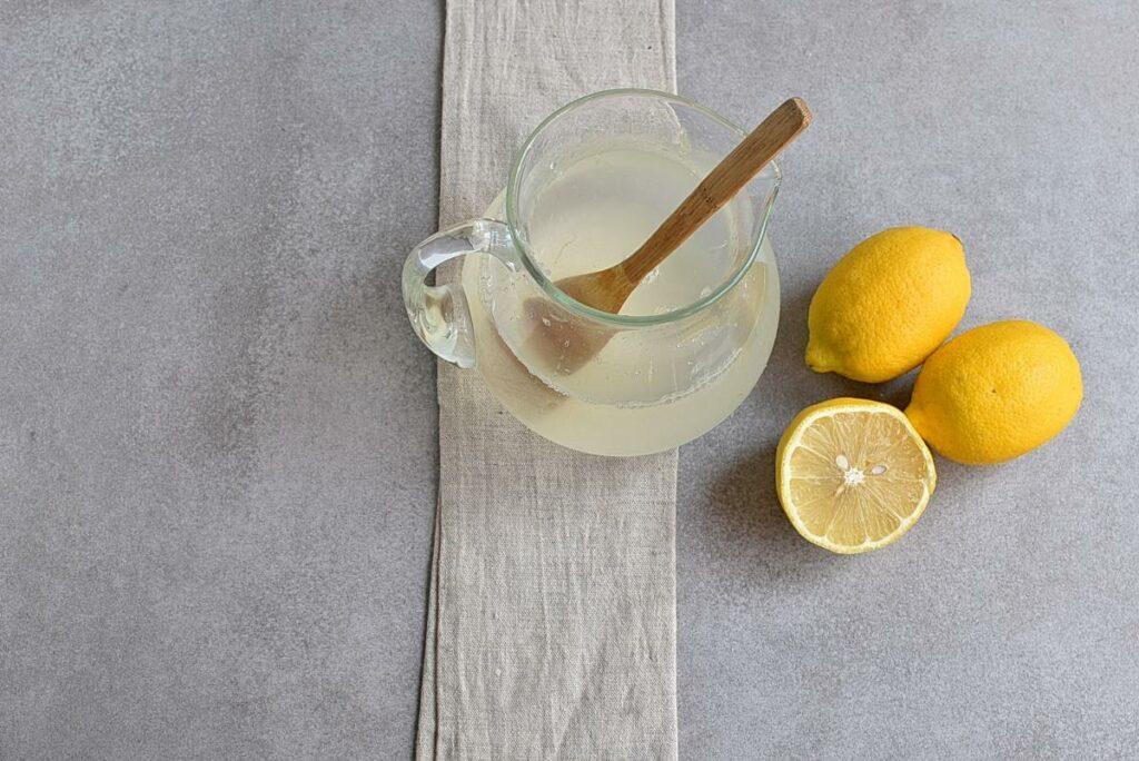 Frosted Lemonade recipe - step 2