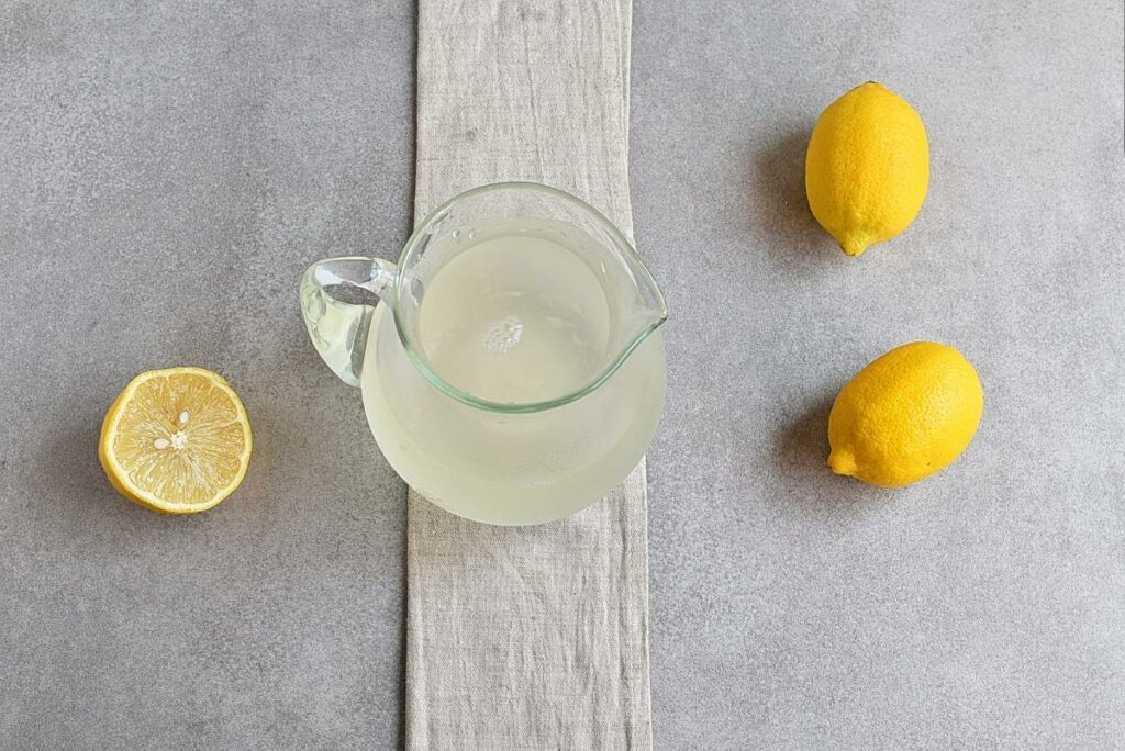 Frosted Lemonade recipe - step 3