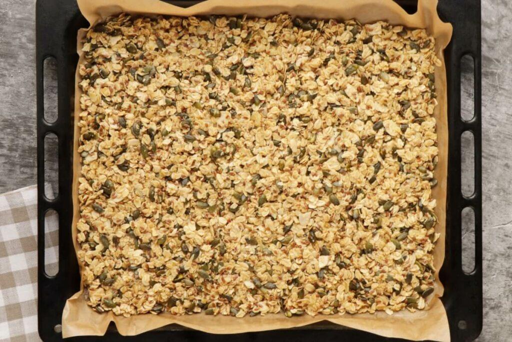 Pumpkin Seed Flax Granola recipe - step 5