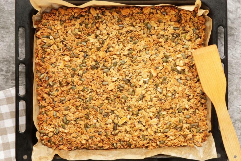 Pumpkin Seed Flax Granola recipe - step 6