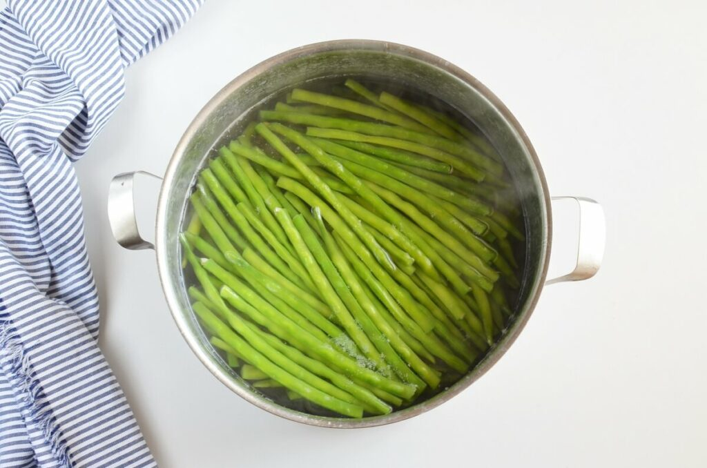 How to Cook Fresh Green Beans recipe - step 3