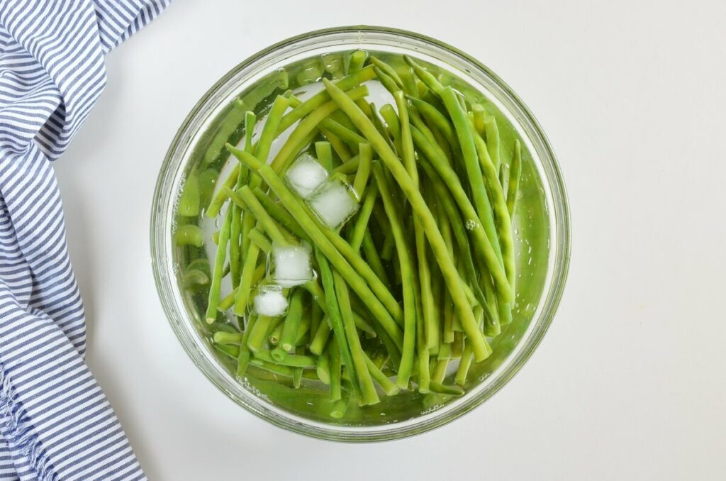 How to Cook Fresh Green Beans recipe - step 4