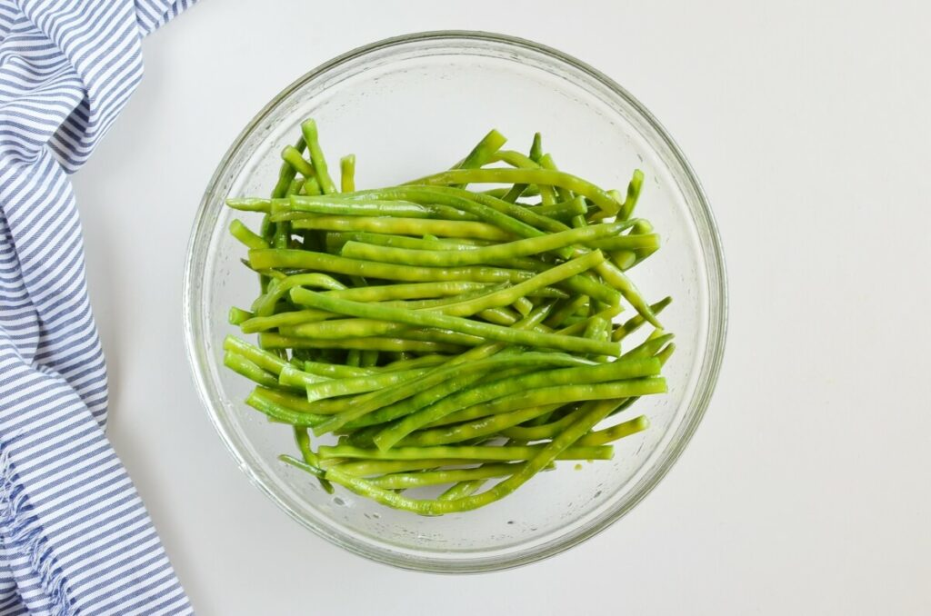 How to Cook Fresh Green Beans recipe - step 5