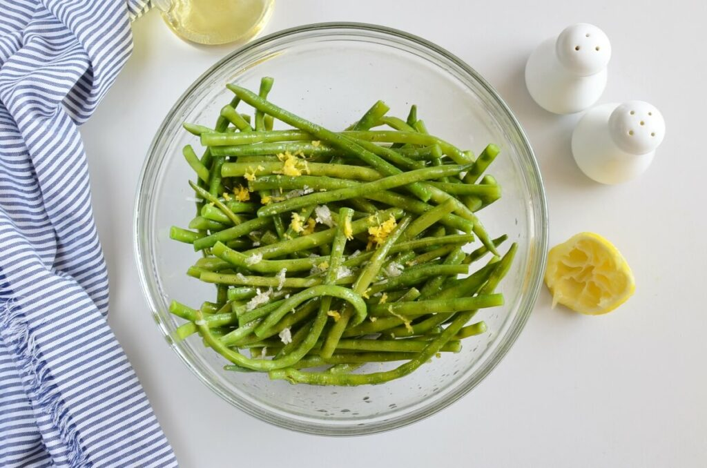 How to Cook Fresh Green Beans recipe - step 6