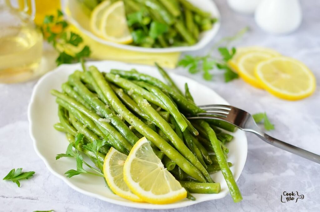 How to serve How to Cook Fresh Green Beans