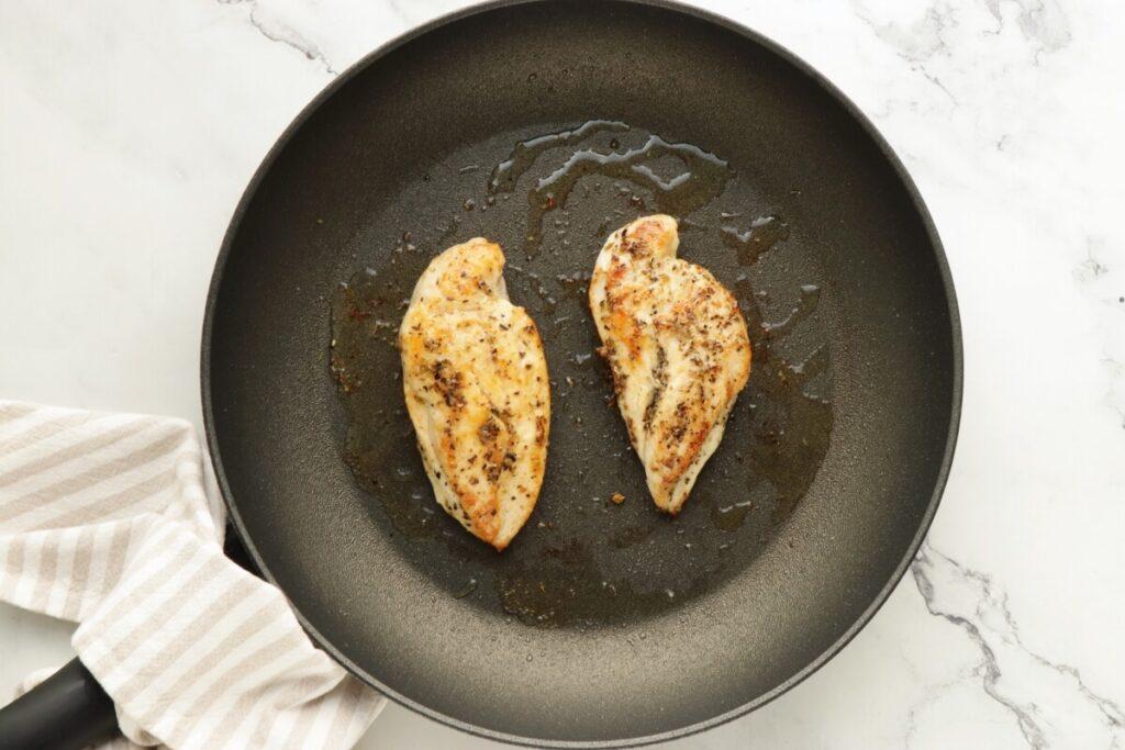 Keto Chicken Margherita recipe - step 2