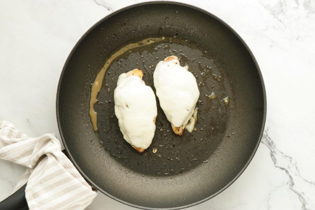 Keto Chicken Margherita recipe - step 3