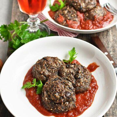 Keto Eggplant Meatballs Recipes– Homemade Keto Eggplant Meatballs– Easy Keto Eggplant Meatballs