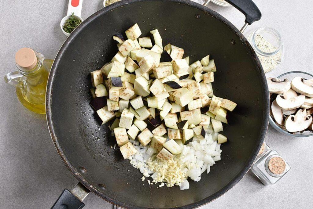 Keto Eggplant Meatballs recipe - step 2
