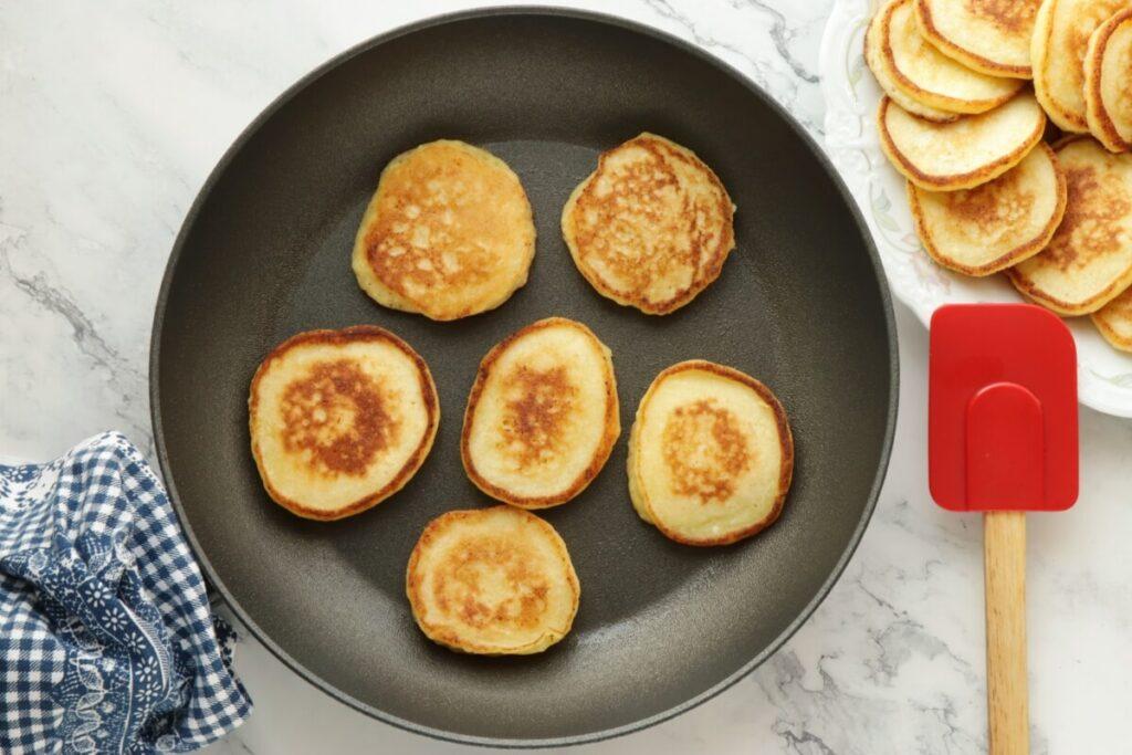 Lemon Ricotta Pancakes recipe - step 6