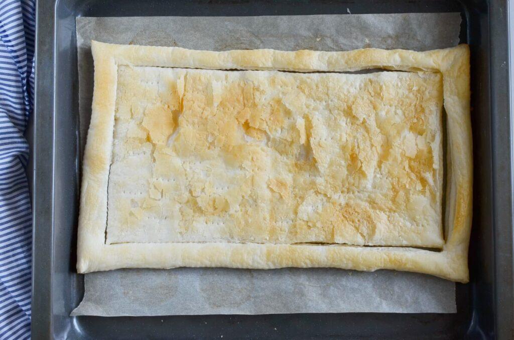 Mushroom Tart with Puff Pastry recipe - step 7