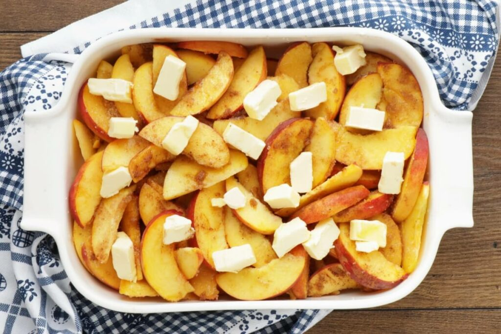 Old Fashioned Peach Cobbler recipe - step 3