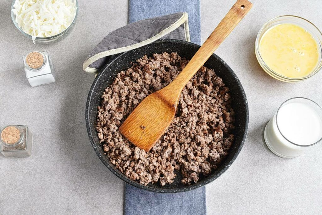 Sausage Brunch Casserole recipe - step 1