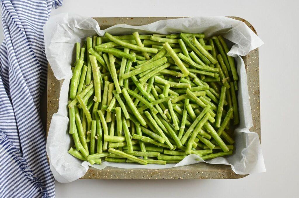 Sesame-Ginger Green Beans recipe - step 3
