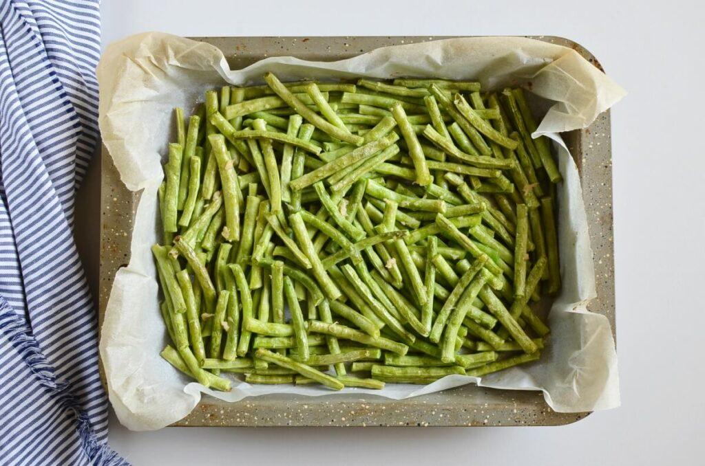 Sesame-Ginger Green Beans recipe - step 4