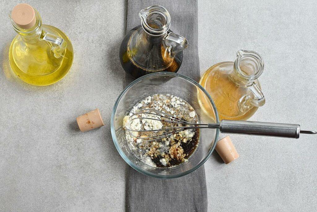 The Best Quick Vegan Sticky Aubergine recipe - step 2
