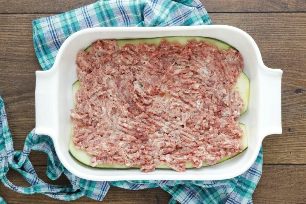 Keto Zucchini Lasagna recipe - step 6