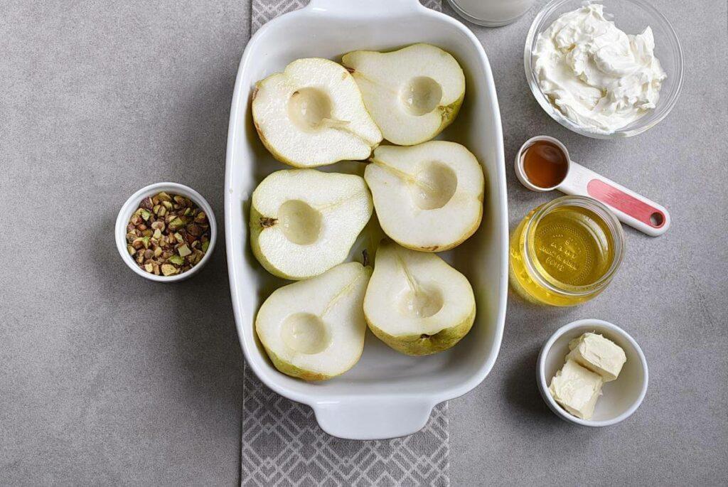Gluten Free Baked Pears recipe - step 3