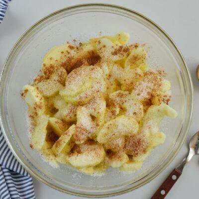 Bavarian Apple Tart recipe - step 5